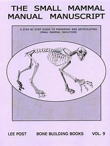 The Small Mammal Manuscript