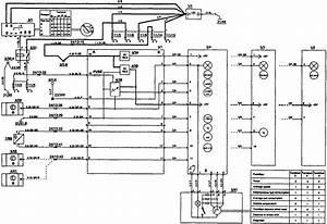 1993 Volvo 850 Wiring Diagram