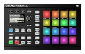 Electric Track Lighting Native Instruments Maschine Mikro Mk2 Black Long