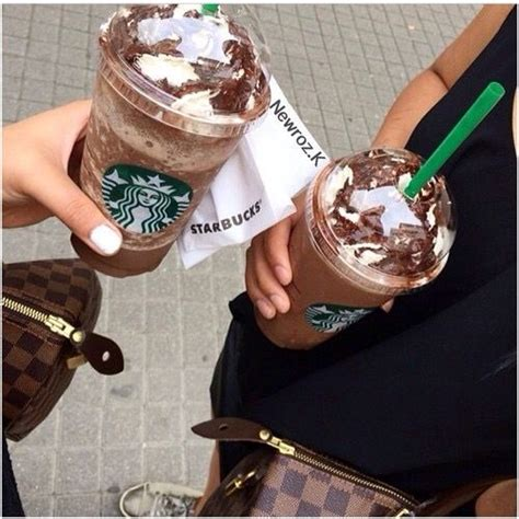 The leaves changing colors, finally getting to wear sweaters and boots but most importantly, the new fall starbucks drinks! ♡Pinterest: BasicFangurl ☽☼☾ | Starbucks secret menu ...