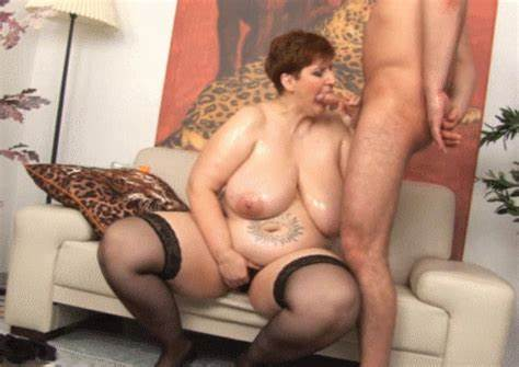 Pigtail Grannies And Fat Brother Young Stepmother Gif 6