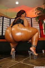 Black bbw big booty