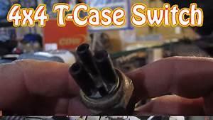 Chevy Blazer Gmc Jimmy 4wd Transfer Case Vacuum Switch