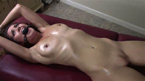 Porn Massage On The Table
