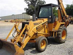 Case Tractor 580c 580 Loader Backhoe Service Repair Manual
