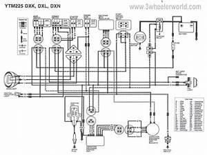 95 Yamaha Big Bear 350 Cdi Wiring Diagram