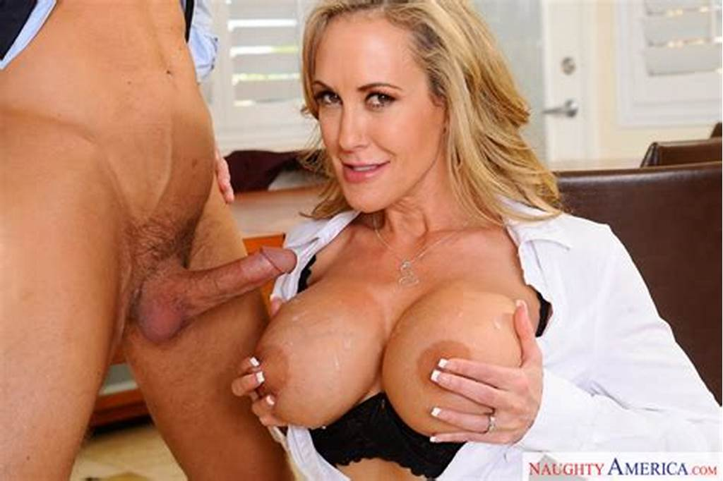 #Brandi #Love #& #Ryan #Mclane #In #Naughty #Office
