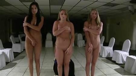 Nude Teen Embarrassed