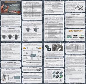 Manual Alarme Da Moto Positron