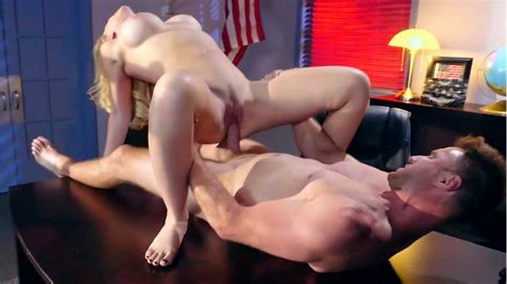 #Kagney #Linn #Karter #Enjoys #Cock #In #The #Office #And #Swallows