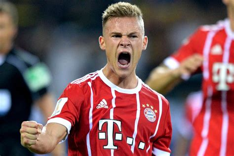 Joshua kimmich is one of fc bayern's energizers and leaders. Joshua Kimmich, 23 ans et déjà indispensable - Zone Mixte