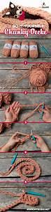 Chunky Wolle Xxl : xxl decke h keln hol die die gratis schritt f r schritt ~ Watch28wear.com Haus und Dekorationen