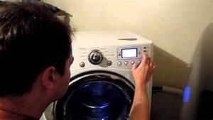 Lg Washer Dryer Combo Wm3988hwa Will Not Start