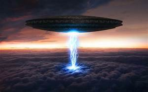 Alien Spacecraft Art - Pics about space