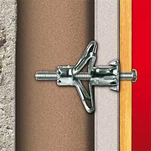 Poser Cheville Molly : cheville m tallique expansion autoforeuse molly molly ~ Premium-room.com Idées de Décoration