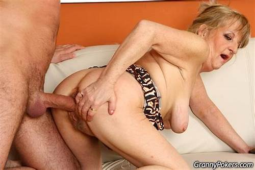 Puss Masturbates With Cock #Slutty #Old #Bitch #Gets #Fucked #Hard