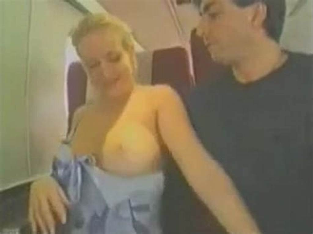 #Big #Tit #Blonde #Groped #On #Train