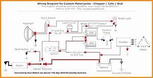Wiring Diagram Of Motorcycle Honda Xrm 110
