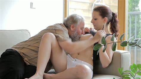 Small Granny Wants A Big Male To Pounded Her