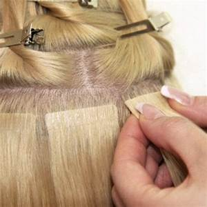 Tape Hair Extension Maintenance