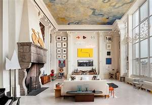 Gardinen Hohe Decken : excuse us while we dream a new york apartment ~ Bigdaddyawards.com Haus und Dekorationen