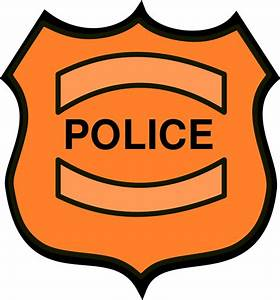 Police Officer Badge Clipart | Clipart Panda - Free ...