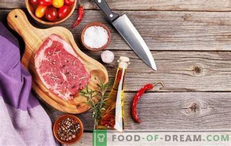 Kādas garšvielas ir nepieciešamas gaļai un kuras nekādā ...