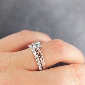 lady ruban bague or rose 18 cts diamant ring wedding With alliance bague