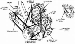 Plymouth Serpentine Belt Pulley Diagram 05 Questions