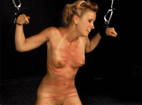 Thai Tied And Whipped In Prison