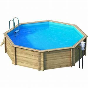 Tuyau Piscine Leroy Merlin : piscine hors sol bois tropic diam x h 1 2 m leroy merlin ~ Farleysfitness.com Idées de Décoration