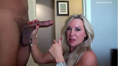 Teeny Swallows And Goes Deepthroats #Wifey #Really #Went #Black