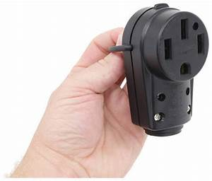 Mighty Cord Replacement Hardwire Rv Plug - Female End