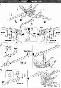 Mg Strike Rouge   Ootori English Manual  U0026 Color Guide