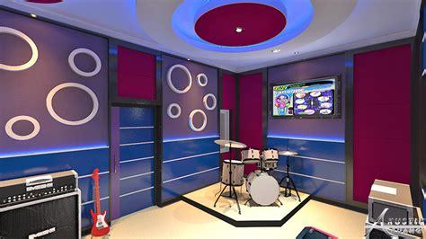 Berikut brilio.net rangkum dari berbagai sumber, kamis (28/11). Desain Ruang Studio Musik - Mutakhir