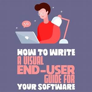 How To Write A Visual End
