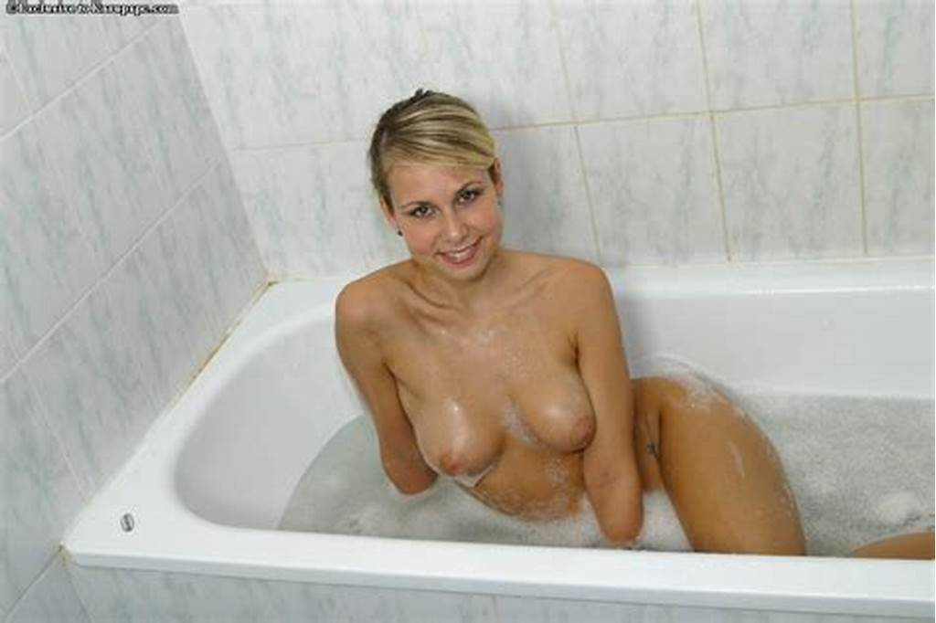 #Amateur #Blonde #Renata #Wets #Her #Big #Boobs #In #Shower #And