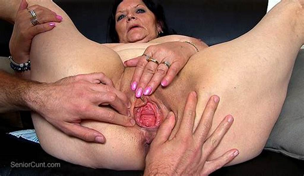 #A #Boy #Is #Fingering #An #Old #Gilf #Pussy #Feat