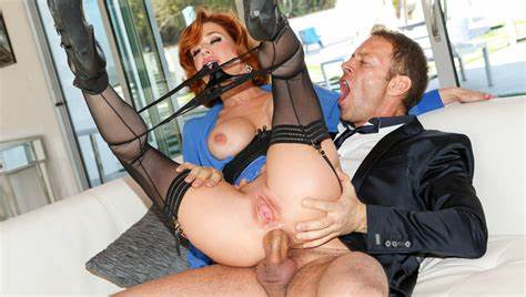 Double Pornstar Pantyhose Glamour In Shoes rocco siffredi