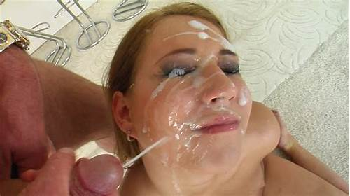 Anal Getting Cam Taking A Face Full Of Jizz