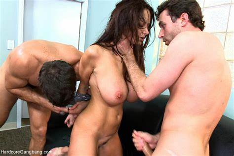 Groupsex Sex Gangbang In The Mountains Mature With A Big Titty Gangbanged By Coworkers