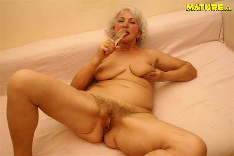 Trousers Mature Cunt Play This Grandma Enjoy Game With Her Pierced Slit