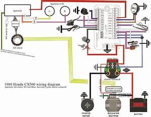 Motogadget M Unit Wiring Diagram