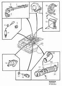 1990 Volvo 740 2 3l Fuel Injected Hex  Socket Screw