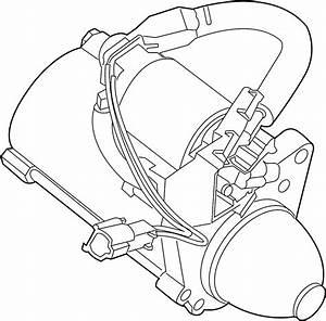 23300-1ca0cre - Starter Motor  Mitsubishi  Fuel
