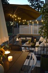 Outdoor Patio- Now We Really Love It