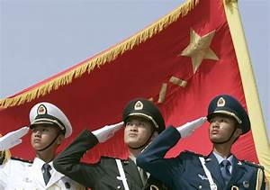 China celebrates 90 years of the People's Liberation Army ...