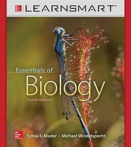 10 Edition Biology Mader Connect