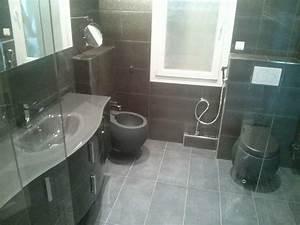 emejing salle de bain avec douche moderne images awesome With modeles de salle de bains avec douche