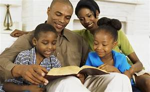 6 Ways to Keep God at the Head of Your Family